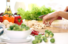 Healthy Eating & Cooking Programs